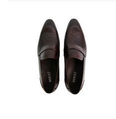 Giày Wing Tip Derby Shoes