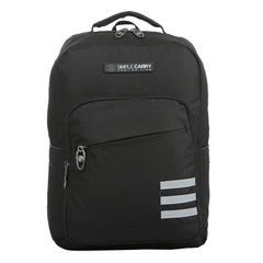 Balo laptop SimpleCarry Issac3 Black Safety