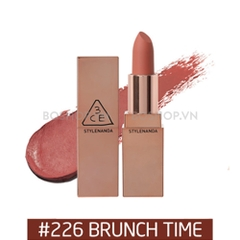 Son Lì 3CE Matte Lip Color 226 Brunch Time