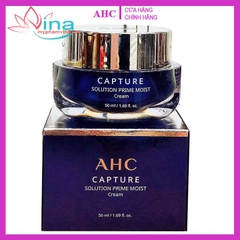 KEM DƯỠNG AHC CAPTURE SOLUTION PRIME MOIST 50ML