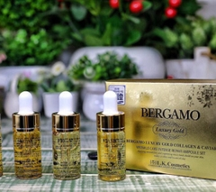 Serum Bergamo Luxury Gold Collagen & Caviar 4 CHAI