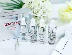 Serum Bergamo Snow White & Viva White Whitening Perfection Ampoule (4 CHAI)