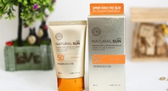 CHỐNG NẮNG THE FACE SHOP NATURAL SUN ECO SPF 50 50ML