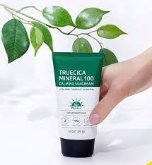 Kem Chống Nắng SOME BY MI SPF50+/PA++++ 50ml Truecica Mineral 100 Calming Suncream