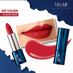 Son Thỏi Collagen Lip On Lip Charm Galaxy Edition Màu Đỏ Thuần 4g