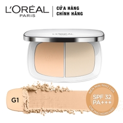 Phấn Nền Loreal True Match Powder Foundation G1