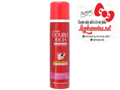 Mousse tạo kiểu tóc Double Rich Hard Hold 150ml