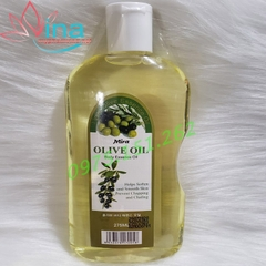 TINH DẦU OLIVE MIRA BODY ESSENCE OIL (275ML)