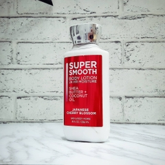 Sữa Dưỡng Thể Bath Body Works Body Lotion Super Smooth 236ml