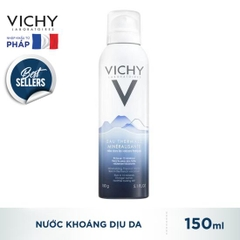 Xịt Khoáng Vichy Mineralizing Thermal Water 150ml