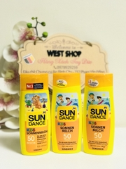 SỮA CHỐNG NẮNG SUNDANCE SONNENMILCH KIDS LSF 50