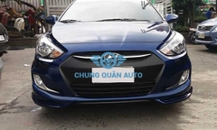 Độ body kit xe Hyundai Accent sedan