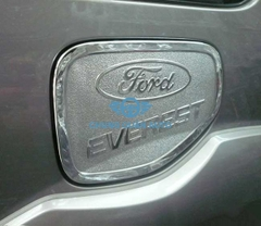 Ốp nắp xăng xe Ford Everest