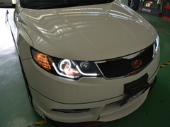 PROJECTOR LED KIA FORTE