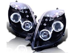 Toyota Yaris Projector LED Headlights