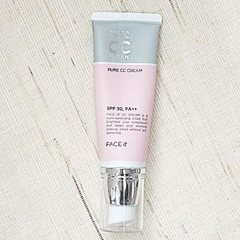 Kem CC The Face Shop Face It Pure CC Cream