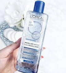 Nước L'oreal micellar L'oreal micellar cleansing water - All Skin Types 400ml