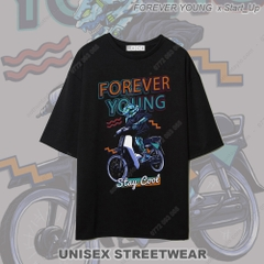 FOREVER YOUNG x Start_Up