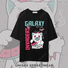 GALAXY INVADERS x Start_Up