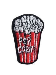 BẮP POP CORN STICKER 90 A7