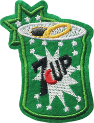 7UP STICKER 15 - A7 (8cm)