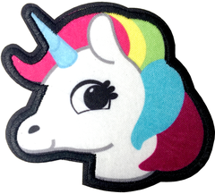 UNICORN STICKER 22 - A7 (7cm)