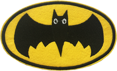 LOGO BATMAN STICKER 130 - A5 (15cm)