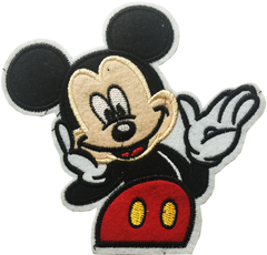 MICKEY MOUSE STICKER 48 - A5 (15cm)