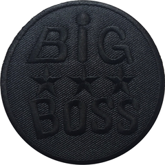 HUY HIỆU BIG BOSS STICKER 97 - A7 (9cm)