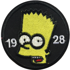 BART SIMPSON 1928 STICKER 42 - A7 (5cm)