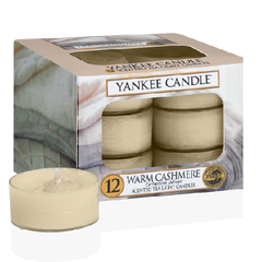 Nến Tealight Warm Cashmere