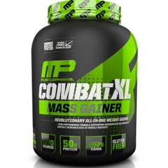 COMBAT XL MASS GAINER (2KG) - SHARE TÚI ZIP