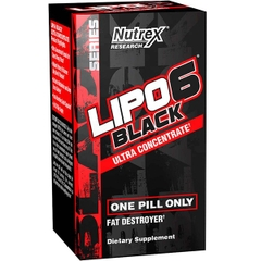 LIPO-6 BLACK ULTRA CONCENTRATE (60 VIÊN)