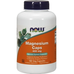 NOW MAGNESIUM 400MG (180 VIÊN)