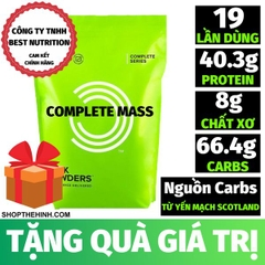 COMPLETE MASS (1KG) - SHARE TÚI ZIP