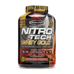 NITROTECH 100% WHEY GOLD (2.5KG)