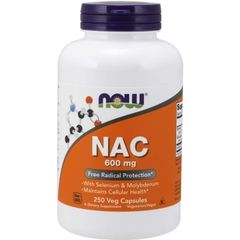 NOW NAC 600MG (250 VIÊN)