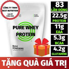 HẾT HÀNG - COMBO PURE PROTEIN 2.5KG
