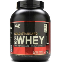 WHEY GOLD STANDARD (2.27KG)