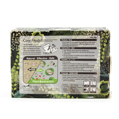 Hộp thơm khử mùi AIR-Q COSY FRESH NO.298 Tea Tree 160g