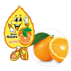 Lá thơm nụ cười may mắn L&D MISTER NATURE Orange