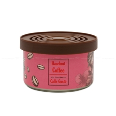 Sáp thơm ô tô AIR-Q CAFFE GUSTO NO242IV-4 Hazelnut Coffee 36g