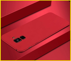 ỐP LƯNG SILICON SAMSUNG GALAXY A8 PLUS