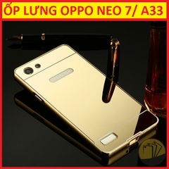 ỐP LƯNG OPPO NEO 7