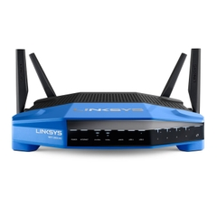 Linksys AC1900 Mbps wireless/(2.4Ghz và 5 Ghz), 802.11 AC)/WRT1900ACS/Đen