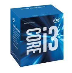 Intel® Core™ i3 - 6100 3.70GHz / (2/4) / 3MB / Intel® HD Graphics 530