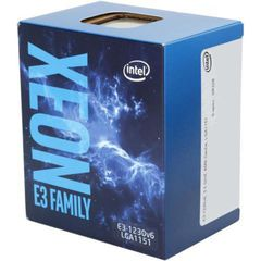 CPU Intel Xeon E3 1230V6 (3.5Ghz/ 8Mb cache)
