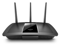 Linksys AC1900 Mbps wireless/(2.4Ghz và 5 Ghz), 802.11 AC)/EA7500/Đen