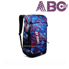 Balo Yonex Backpack Full Cover Blue Purple Camo