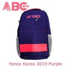 Balo Yonex Backpack Korea 403 Purple 2019